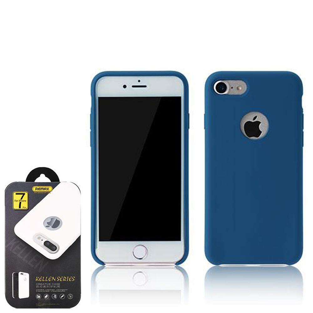 Чехол Remax Kellen iPhone 7 Blue