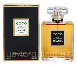 Женская парфюмированная вода Chanel Coco EDP Black