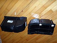 Кронштейн, ударопоглатитель задн буфера левый tf69y0-2804021 Lanos2. Кронштейн гасителя з.бампера прав 2804020, фото 1
