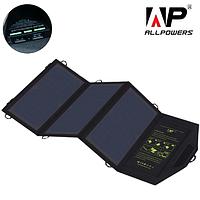 Солнечное зарядное устройство Allpowers 21 Watt