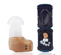 Внутриушной слуховой аппарат (усилитель слуха)  «Axon K-80», фото 1