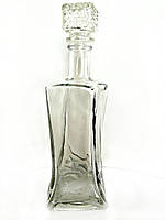Графин для алкогольных напитков 500 мл стеклянный Everglass Айс