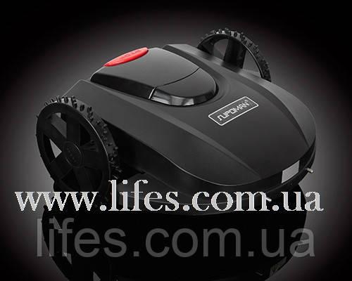 Роботизированная  газонокосилка SUPOMEN -13-320 Умная навигация