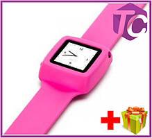 Чехол Griffin Slap Pink for iPod nano 6G (GB02197)