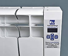 Электрический радиатор ОптиМакс  STANDARD на 3 секции 360 Вт, фото 2