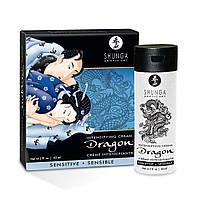Стимулюючий крем для пар Shunga SHUNGA Dragon Cream SENSITIVE, 60 мл