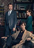 Картина GeekLand Sherlock Шерлок постер 40х60 SL 09.001