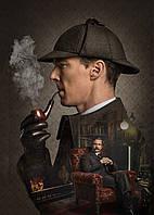 Картина GeekLand Sherlock Шерлок постер 40х60 SL 09.005