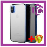 Чехол Element case for iPhone XS Max Solid Red