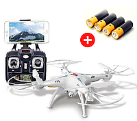 Квадрокоптер Drone 1 Million c Wi-Fi камерой, летающий дрон, фото 1