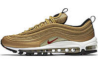 Кроссовки женские Nike Air Max 97 Gold (Найк Аир Макс)