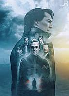 Картина GeekLand Sherlock Шерлок постер 40х60 SL 09.012
