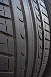 Летние шины б/у 225/45 R17 Dunlop, пара, 6 мм, фото 5