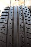 Летние шины б/у 225/45 R17 Dunlop, пара, 6 мм, фото 8