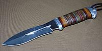 """Нож ручного изготовления """"Хищник 2"""". Авторской работы. Мастер Малёваный Сергей."""