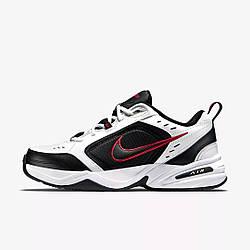 "Мужские кроссовки Nike Air Monarch ""Black/White"" (люкс копия)"