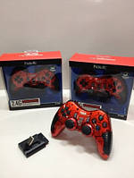 Джойстик игровой беспроводной HAVIT HV-G89W USB+PS2+PS3 голубой,красный