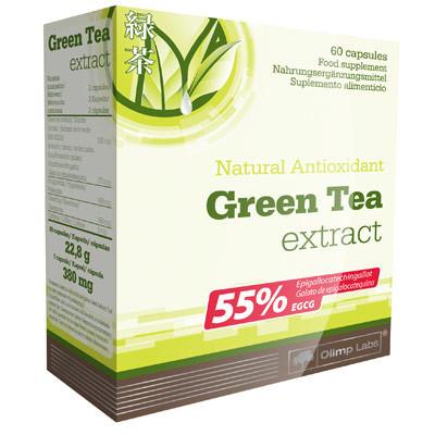 Olimp Green Tea extract 60 caps