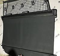 Шторка багажника черная mercedes c-class w203
