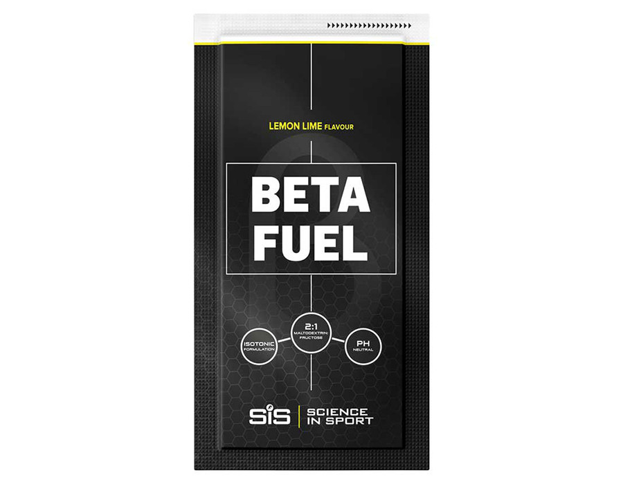 SIS Beta Fuel напій енергетичний лимон/лайм 84г