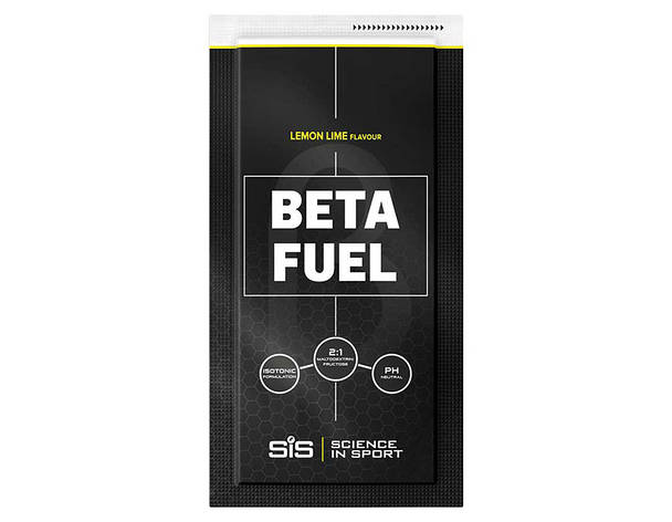 SIS Beta Fuel напій енергетичний лимон/лайм 84г, фото 2