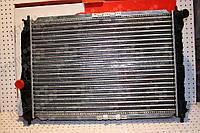 Радиатор двигателя Cevrolet AVEO 1.5 механика (480мм) AURORA (96536523)