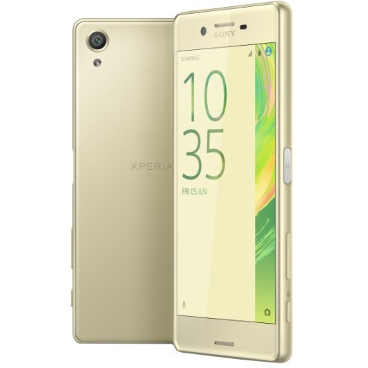 Sony Xperia X Dual F5122 (Lime Gold)