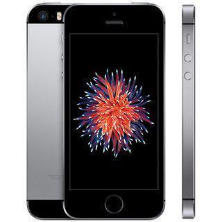 Apple iPhone SE 128GB Space Grey (MP862) (Восстановленный)