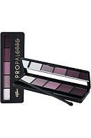 Палитра теней фиолетовая TopFace Pro Palette PT501 палетка №05 стойкие прессованные