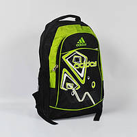 Спортивный рюкзак adidas желтый зиг заг
