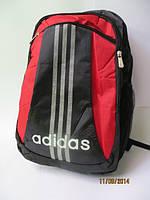 Городской рюкзак adidas с красным