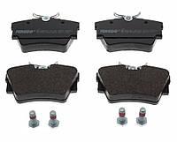 Дисковые тормозные колодки (задние) на Renault Trafic III 2014-> - Ferodo (Англия) - FVR1516