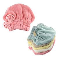 Банная махровая шапочка 38х28 см Bathlux SH88039 - 132181