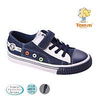 Кеды Том М 3502A VOG темно-синие 25-30 29