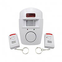 Сенсорная сигнализация с датчиком движения и сиреной Sensor Alarm, фото 1