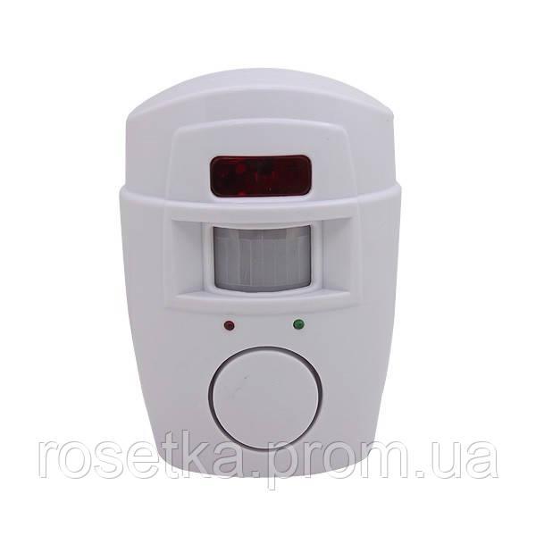 Недорогая бытовая сигнализация с датчиком движения Sensor Alarm