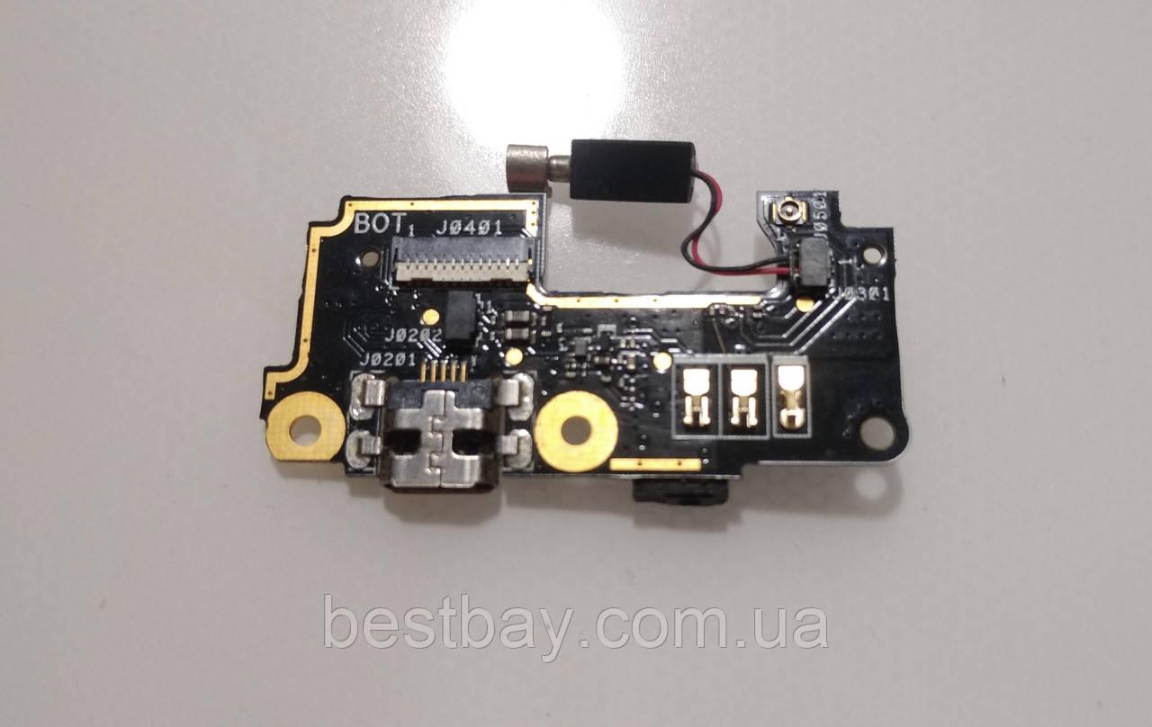 Asus ZenFone 5 (A500CG) нижняя плата с разъемом зарядки