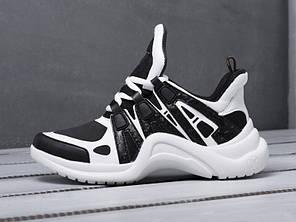 РАСПРОДАЖА! Кроссовки 37-38 размеры Louis Vuitton Archlight Sci-Fi Sneakers SS18