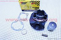 Цилиндр к-кт (цпг) Honda DIO ZX/AF34 65cc-43мм (палец 12мм) (AF35 DIO ZX; AF48 LEAD)