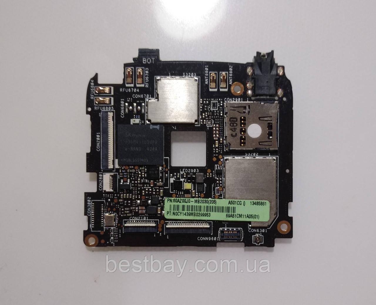 Asus ZenFone 5 плата