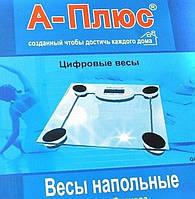 Контроль за своим весом с весами а-плюс 1652, электронный прибор для определения веса до 150 кг, стекло