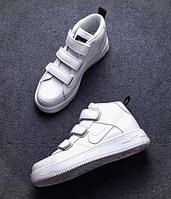 """Кроссовки Nike Air Force 1 Classic """"White"""" Арт. 3894, фото 1"""