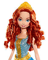 Disney Princess Sparkling Princess Merida Doll  Мерида