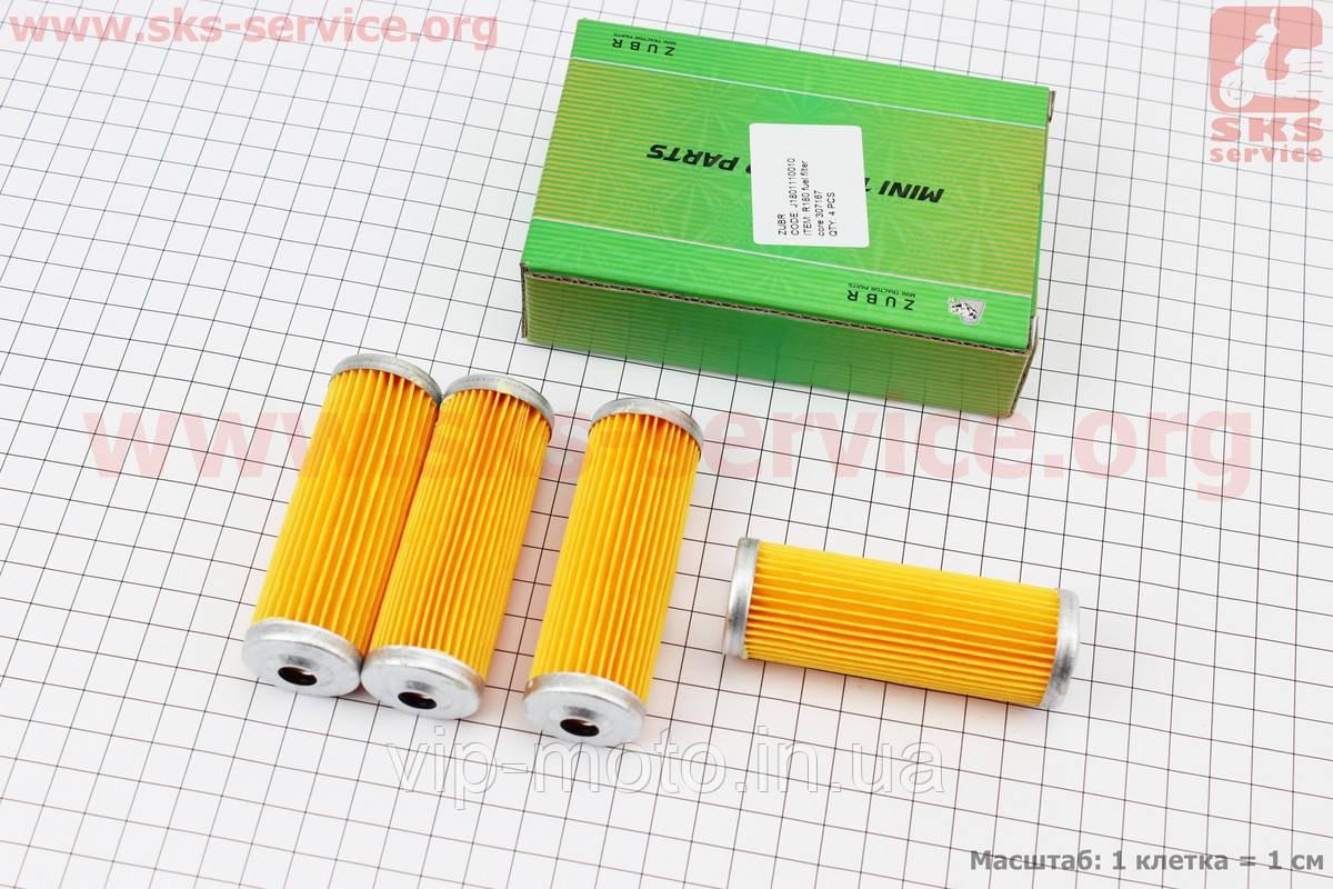 Фильтр топливный - элемент 85мм R175A/180N/190N, к-кт 4шт