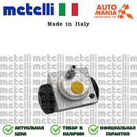 Тормозные цилиндры Renault Kangoo Рено Канго  Metelli   040984