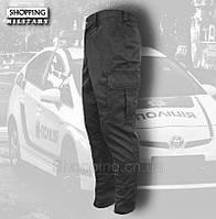 Штаны черные Полиции Patrol Uniform Black