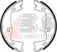 Колодки ручника A.B.S. 8786 на Opel Astra / Опель Астра