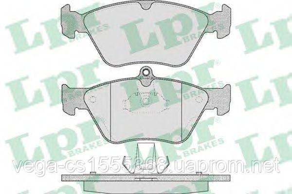 Тормозные колодки LPR 05P465 на Opel Calibra / Опель Калибра