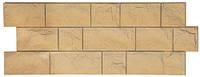 Фасадна панель Docke (Дьоке) Elfenfels Слоновая кость FELS (скала) 1,15 х 0,45, фасадные панели цена