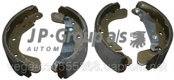 Тормозные колодки JP group 1263900710 на Opel Combo / Опель Комбо